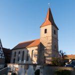Andacht zum Neujahrstag 2021 mit Gedanken zur Jahrslosung aus St. Michael Fünfbronn