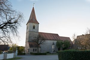 Andacht zum Altjahresabend / zu Silvester aus St. Michael Fünfbronn