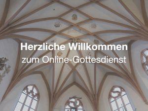 Zugangsdaten Zoom-Gottesdienste